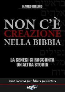 Non c'è creazione nella bibbia
