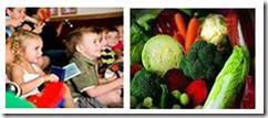Frutta e verdura nella dieta dei bambini Parte seconda