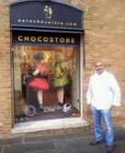 Il Chocostore by Eurochocolate arriva anche a Siena. E con l'occasione... Cercasi ChocoCommessa