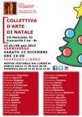 Francavilla Fontana BR: dal 22 dicembre la collettiva di Natale alla Casaccia