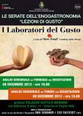I Laboratori del Gusto a Gravina in Puglia