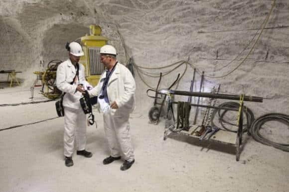 Uranio impoverito: munizioni tossiche nei fondali di Torre Veneri