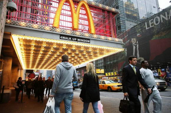 McDonald's trasforma gli oli esausti in benzina: ridotte dell'80% le emissioni inquinanti