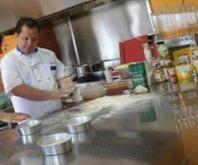 Tutti i sapori della pizza con il Campione del Mondo Gianni Calaon