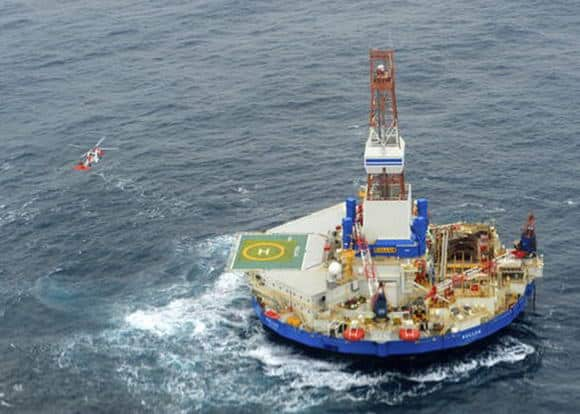 Alaska: arenata la piattaforma Shell Kulluk