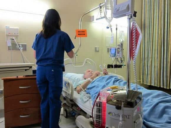 Come si curano le piaghe da decubito nei pazienti infermi