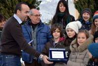 """Premiata la V°A della Scuola Primaria di San Venanzio Fortunato vincitrice della 2a edizione """"Cartizze di Classe"""""""