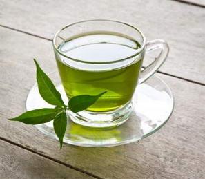E' l'ora del tè verde