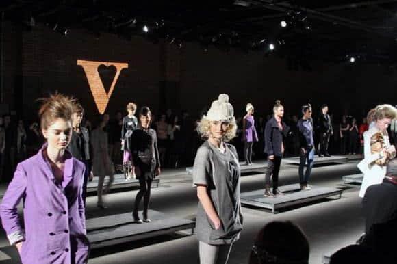 Alla New York Fashion Week in passerella la moda Vegan di Vaute