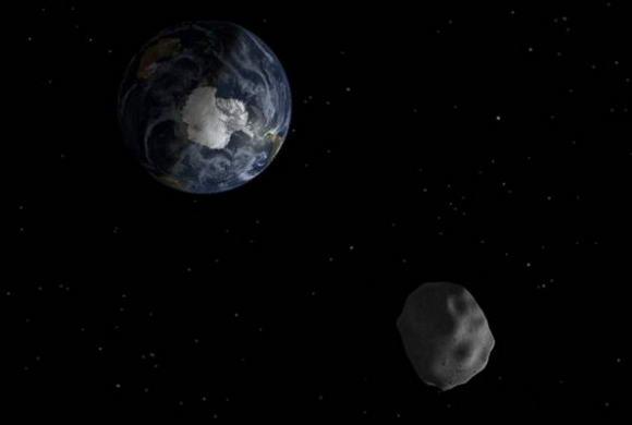 Il buio polare visto dal satellite NASA