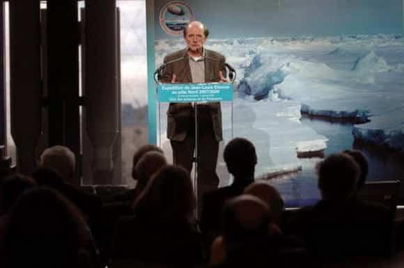 Un anno intorno all'Antartide con il Polar Pod, l'inaffondabile sonda nautica di Jean-Louis Etienne