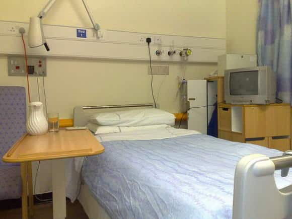 Letto ospedale
