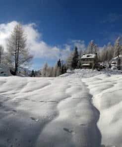Rifugi montagna a Capodanno