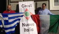Angelino Alfano a Napoli