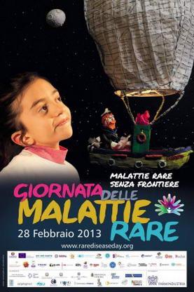 Il 28 febbraio sarà la VI Giornata Mondiale delle Malattie Rare