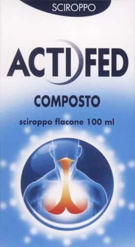 Actifed contro la tosse, come si usa e quanto costa
