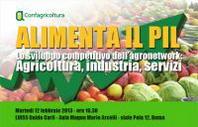 Confagricoltura presenta le proposte per la valorizzazione dell'agroalimentare