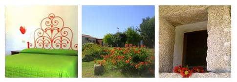 Agriturismi e spiagge in Sardegna