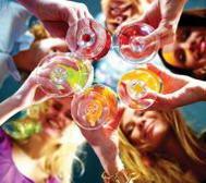 """Arriva a Padova il tour """"Responsible Party"""" di Malibu ed Erasmus Student Network"""