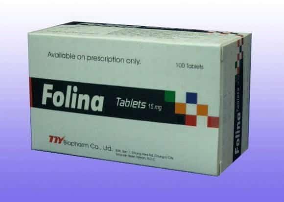 Quando assumere la Folina: le dosi per gli adulti