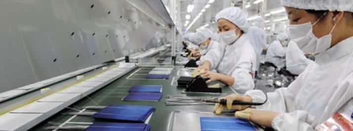 Fotovoltaico cinese: dazi doganali per proteggere il mercato UE