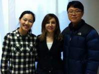 Concluse con successo le spedizioni di kiwi italiani in Corea