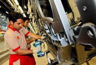A picco la produzione industria in Italia