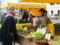 A Brescia in Piazza Loggia: il mercato agricolo di Campagna Amica raddoppia