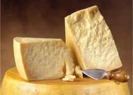 Il Parmigiano Reggiano, sano, gustoso e digeribile