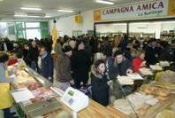 Aperta a Ponte a Ema la prima Bottega di Campagna Amica fiorentina