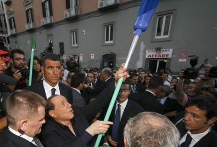 """Elezioni 2013, Silvio Berlusconi punta alla green economy: """"grande attenzione all'ambiente"""""""