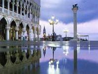 Carnevale di Venezia 2013: il Volo dell'Angelo in Piazza San Marco