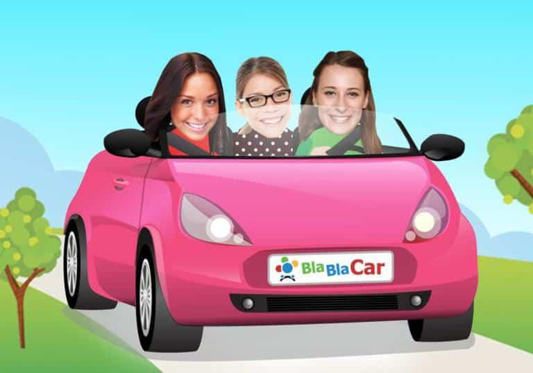 Condividere i posti in auto fa bene all'ambiente e al portafogli