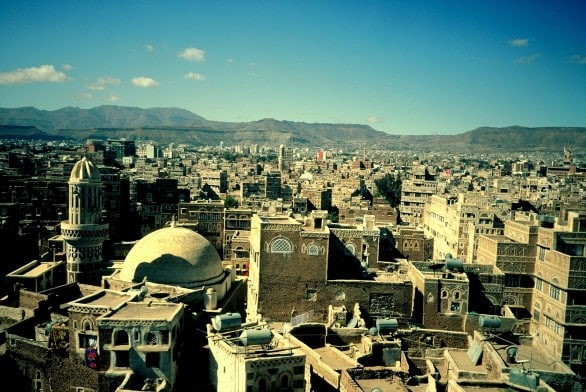 Yemen, il cemento mette a rischio il patrimonio dell'umanità Sana'a