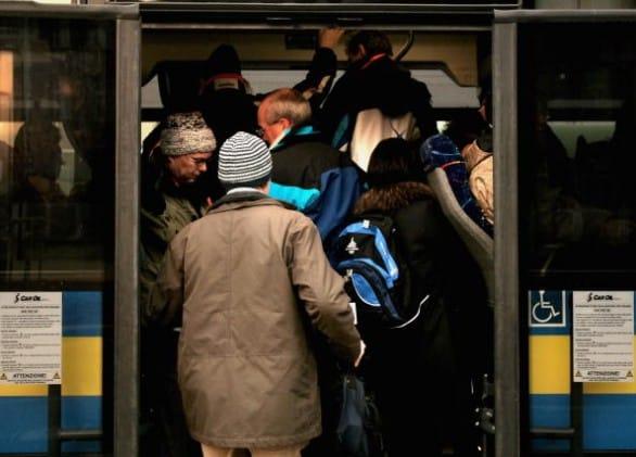 A Torino la più grande stazione a gas metano d'Europa per i mezzi pubblici