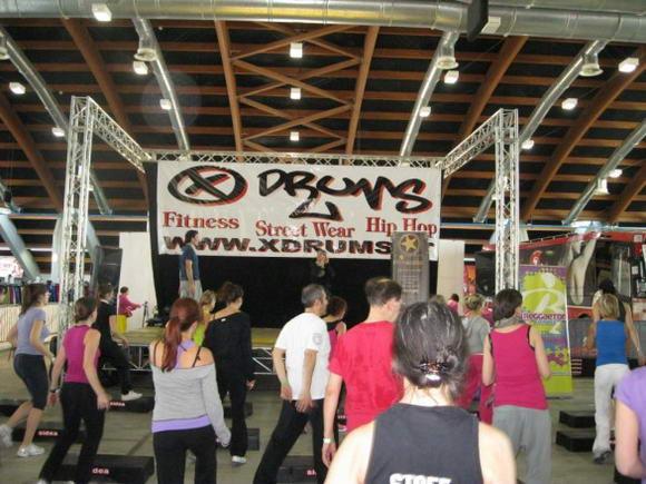 FSB Show 2013, un evento a tutto fitness