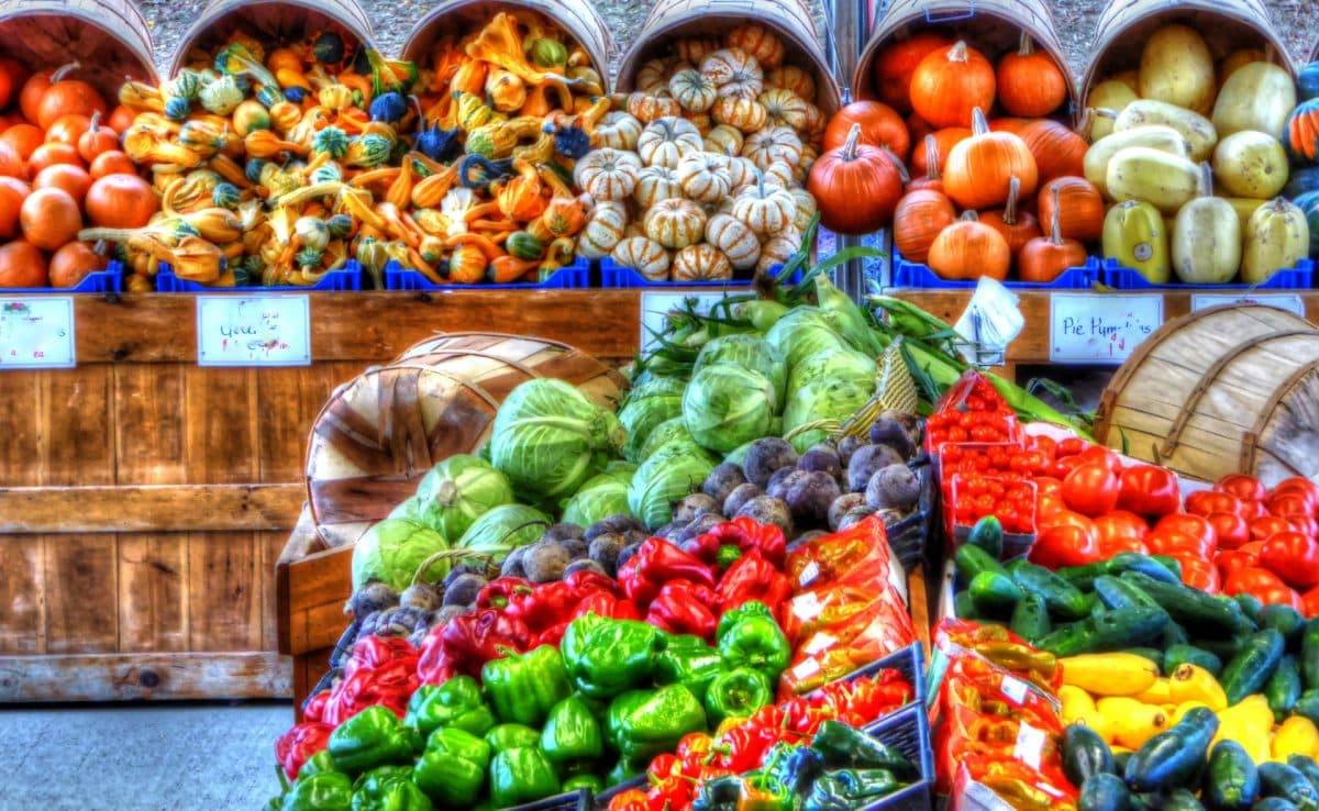 Il menu della dieta Scarsdale vegetariana