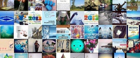 """World Water Day: ogni giorno le donne innalzano 28 Empire State Building """"fatti"""" d'acqua - BioNotizie.com"""