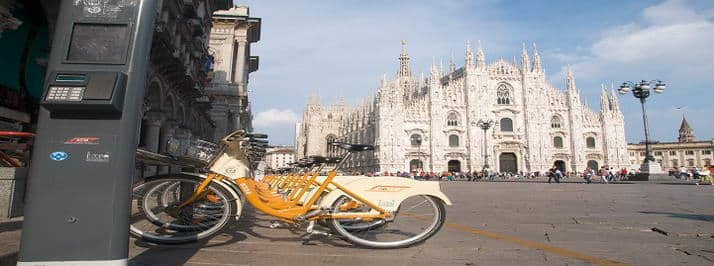 Bike Sharing a Milano: un 2012 da record