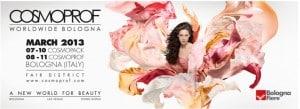 CosmoProf 2013: Fiera Internazionale della Bellezza