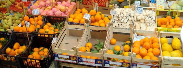 Frutta e verdura di stagione: la spesa di marzo!