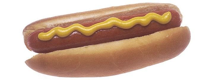 hot dog, ingredienti, alimentazione