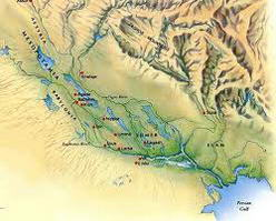 Il Tigri e L'Eufrate