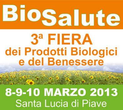 Biosalute Triveneto, la Fiera dei Prodotti Biologici e del Benessere