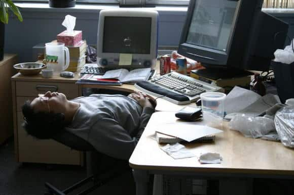 sonnolenza pomeridiana
