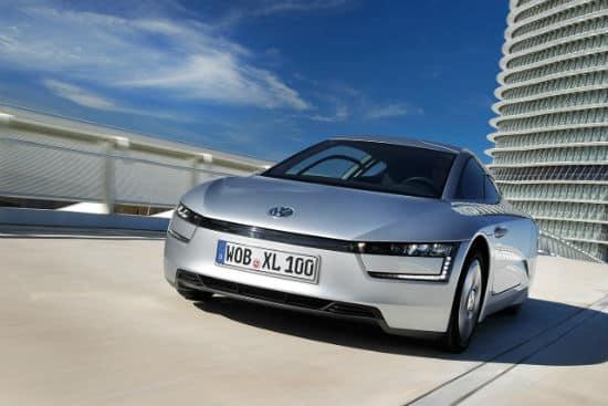 Volkswagen XL1: l'auto di domani che fa 100 km con 1 litro (oggi).