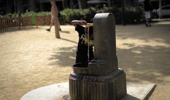 Acqua più pura grazie allo zeolite, la pietra che bolle