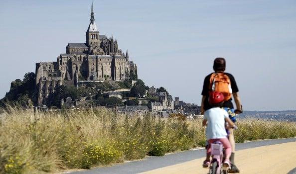 Vacanze eco: storico sorpasso del cicloturismo sull'escursionismo