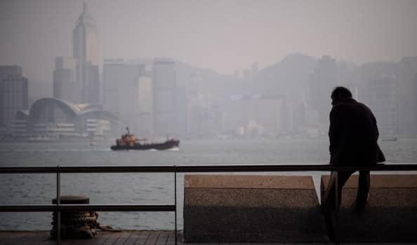 Smog e inquinamento a Hong Kong: superati i livelli di guardia