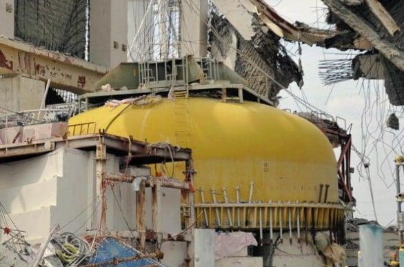 Fukushima: perdita di acqua contaminata dai serbatoi del reattore 1